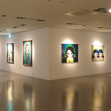 2012 Famous Show at Gana Art Busan Gallery, Busan, Korea
